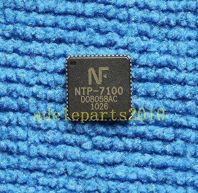 1pcs Ntp-7100 Ntp7100 Audio Amplifier Qfn56 Smd Ic Chip