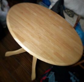 Dinning Table, Chairs (4), King size Mattress