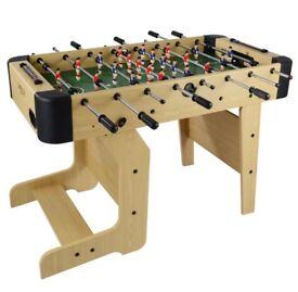 JumpStar 4ft folding football table