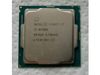 ** For Sale - i7 8700K Delidded CPU **