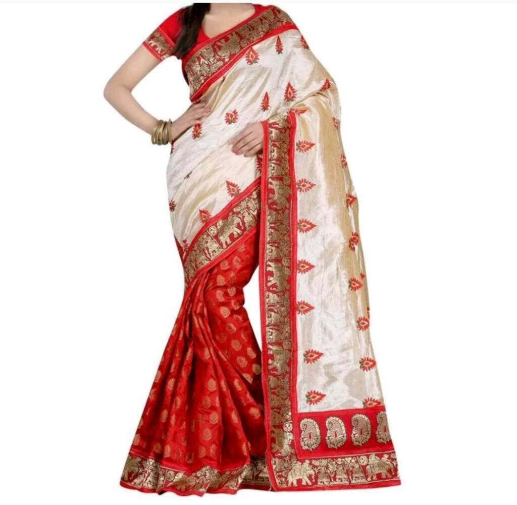 Brand new women's saree