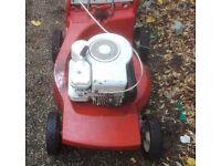 Mountfield Briggs and Stratton Heavy Duty Petrol Lawnmower