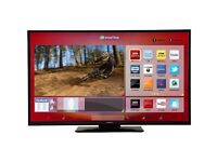 HITACHI 42inch FULL HD LED SMART TV,FREE DELIVERY