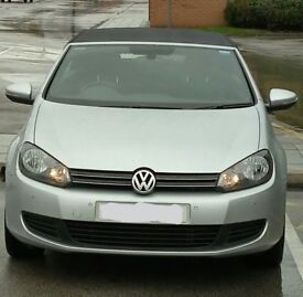GOLF 2015 (15 Plate) 1.6TDi SE BlueMotion Technology Convertible FOR SALE