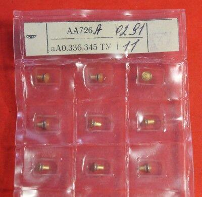 Aa726a 3a726a Diode Gunn Oscillator 1205135ghz Ussr Lot Of 1 Pcs
