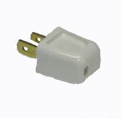 LOT OF 20...WHITE QUICK-CONNECT PLUG FOR SPT-1 WIRE   TR-2379