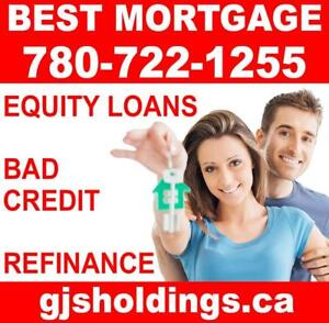 PRIVATE MORTGAGE LOANS FOR HOMEOWNERS - EASY APPROVAL - BAD Credit, Bankruptcy, NO HASSLE! #1 Lender IN ALBERTA