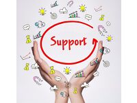 Support for Small Businesses & Individuals / Admin / Virtual Assistant / Part Time