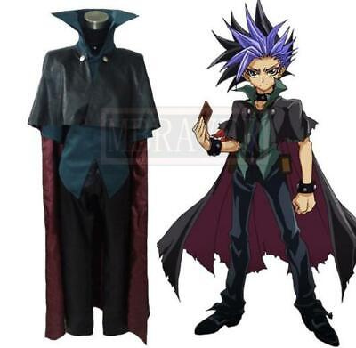 Yu-Gi-Oh! ARC-V Yuto Ute  For ChristmasCosplay Costume Halloween Full Set  - Yu Gi Oh Halloween Costumes
