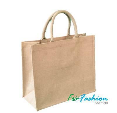 Wholesale Jute Hessian Shopping Bag - Large Medium Small - Natural Bags