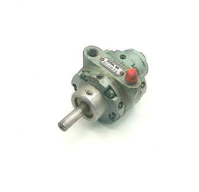 Gast Mini Pneumatic Air Motor 18 Npt 38 Shaft Diameter 1 Length