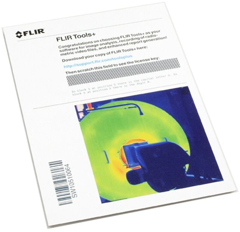 FLIR T198583 Tools and Tools+ Reporting Software Suite User License