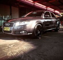 07 Audi SLine Turbo with 3yrs Warranty Sydney City Inner Sydney Preview