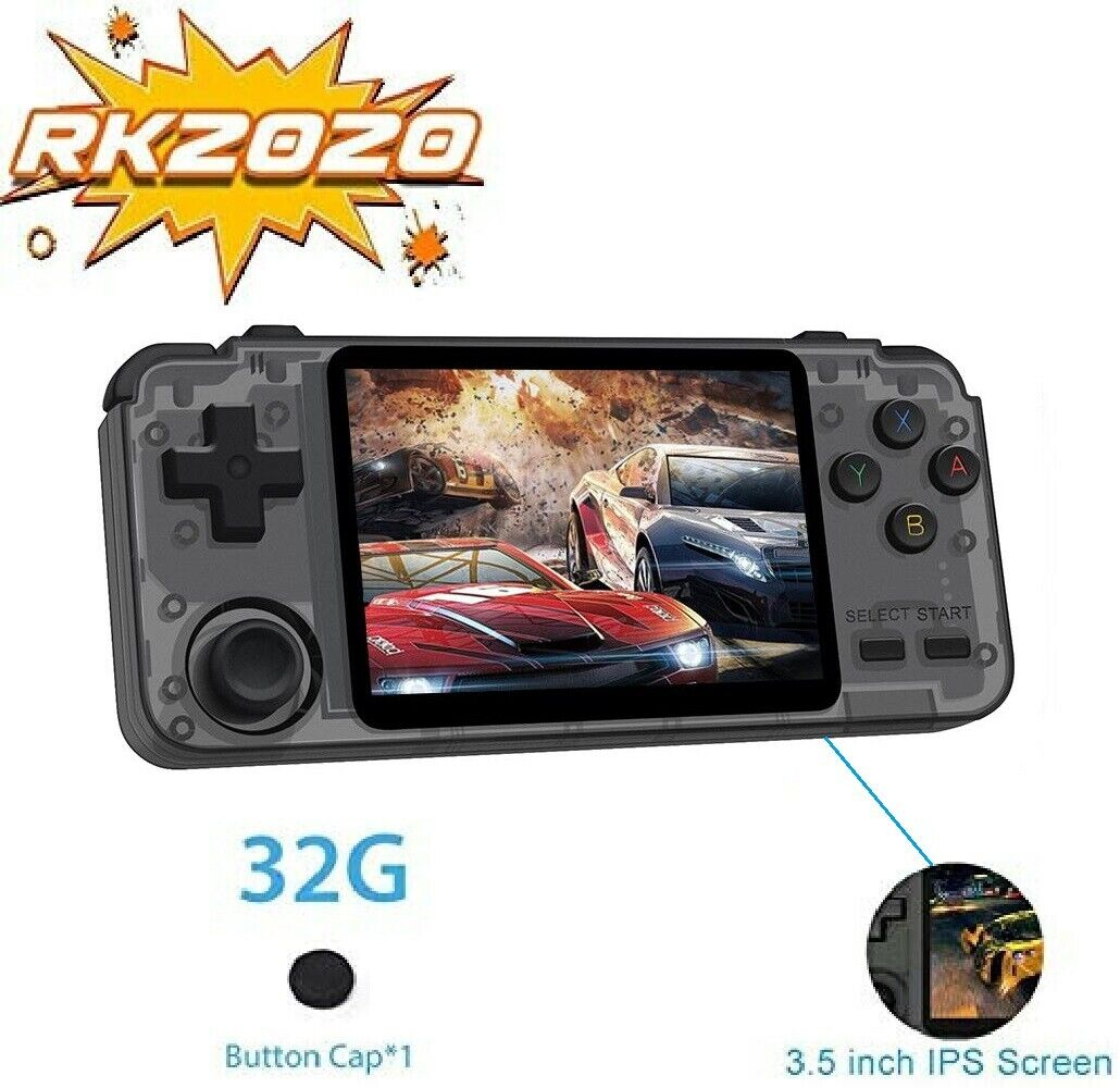RK2020 Retro Handheld Console 3.5