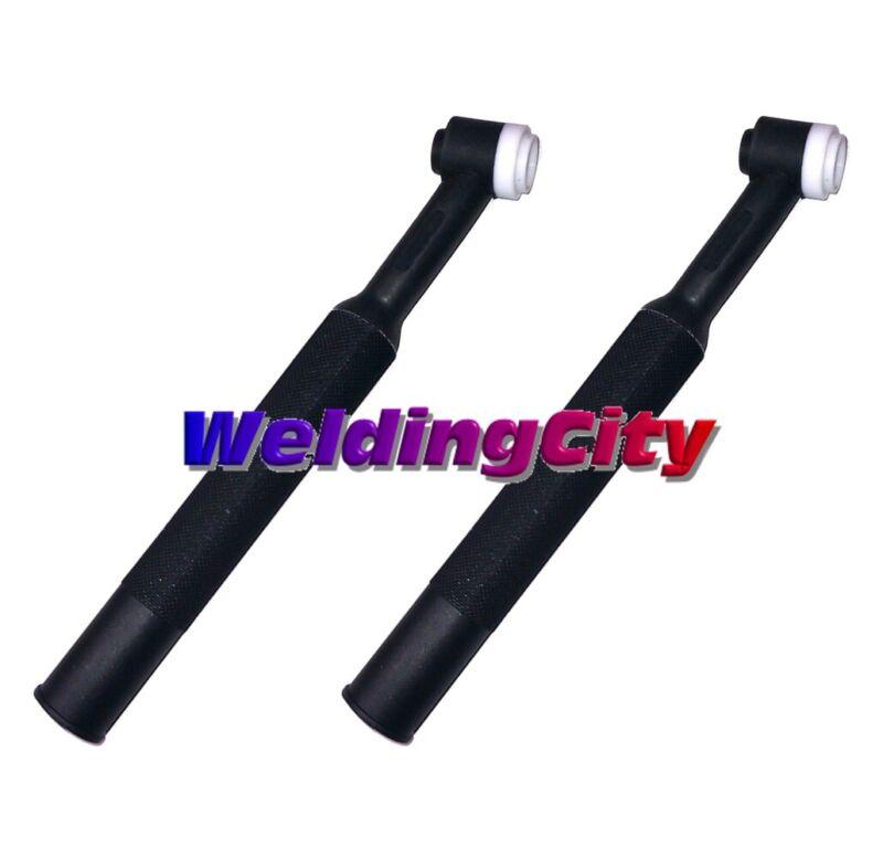 WeldingCity® 2-pk TIG Welding Torch Body WP-9F Flex-Head Air-Cool 125A US Seller