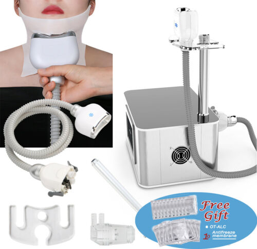 Fat Recude Freeze Double Chin Cellulite Removal Cold Vacuum Slim Machine 360°