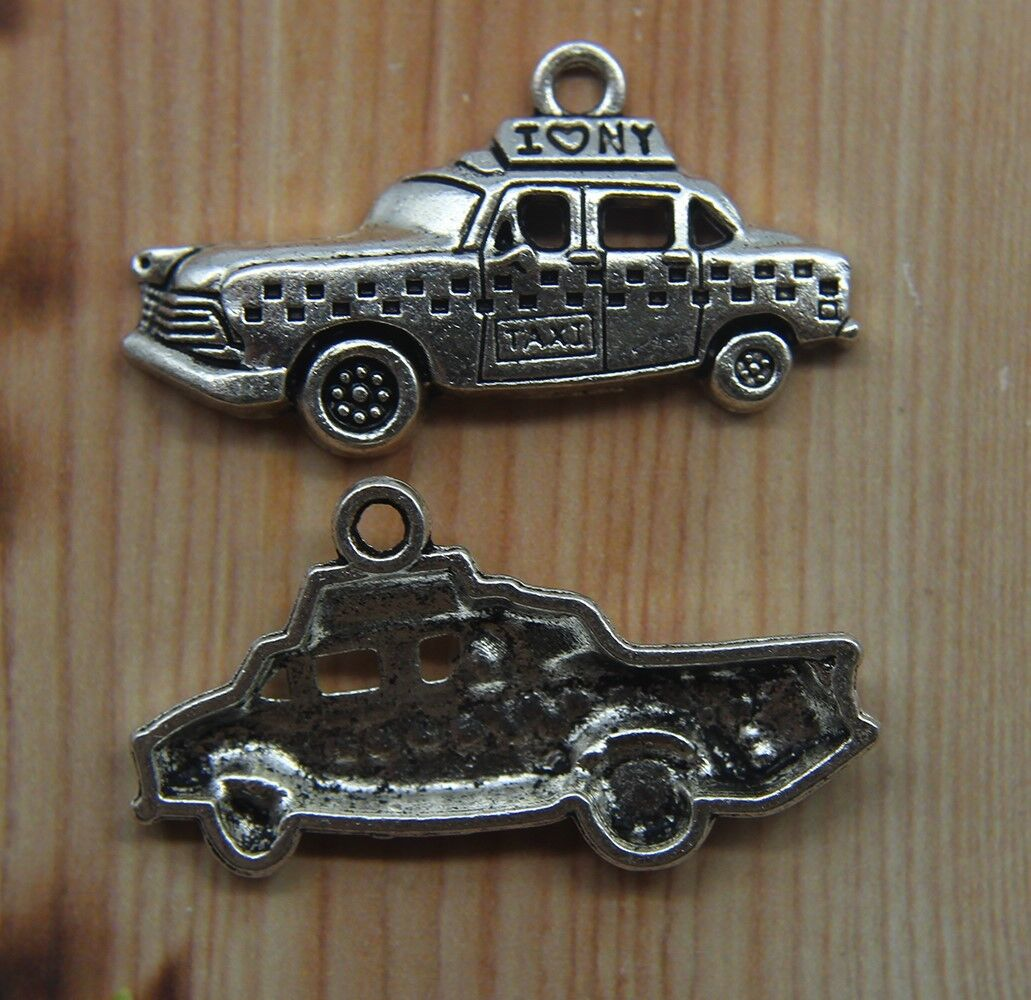 10//30pcs retro style old loudspeaker alloy charm pendants  17 x 10mm