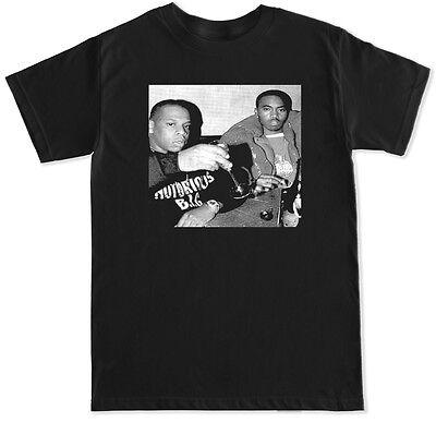 Jay Z Nas Hip Hop Rap Trap Music Legends Mc 2 Pac Biggie New York Mens T Shirt