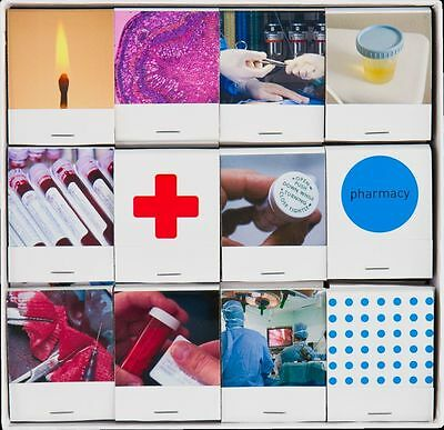 Damien Hirst — Pharmacy Matchbook Gift Set Limited Edition  From 2013 Exhibition