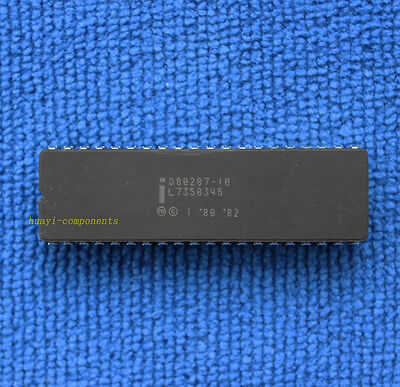 1pcs D80287-10 D80287 Dip-40