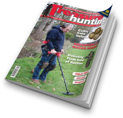 Treasure Hunting Magazine April 2020