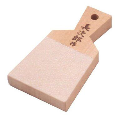 Japanese Shark Skin Grater Chojiro Wasabi Sushi Sashimi Soba Made in Japan F/S