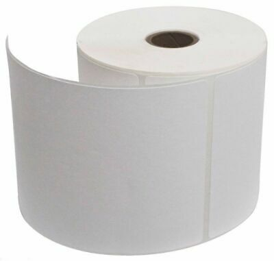 4x6'' Direct Thermal Blank Shipping Label 350P for Zebra Zp450 Zp500 12 24 48 60 Blank Direct Thermal Labels