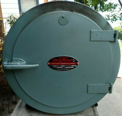 Phoenix Dry Rod Arc Welding Electrode Warming Stabilizing Oven Typ 300 16c 400lb