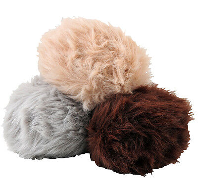 Tribble STAR TREK - beige- Sound und Fibration- neu