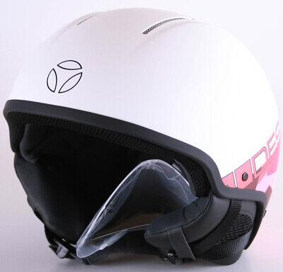 Momo design casque de ski de snowboard storm18 adultes l/xl 60 cm-61 de cm