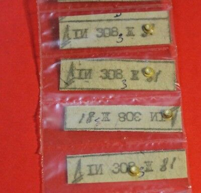 Diodes 1i308zh Gi308zh Germanium Tunnel Ussr Lot Of 1 Pcs