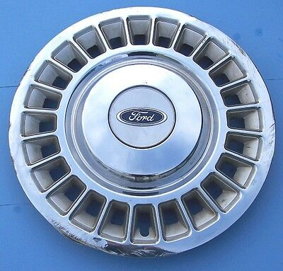 """1998 to 1999 Ford Passenger ONe Deluxe 15"""" Wheel Cover  Hub Cap"""