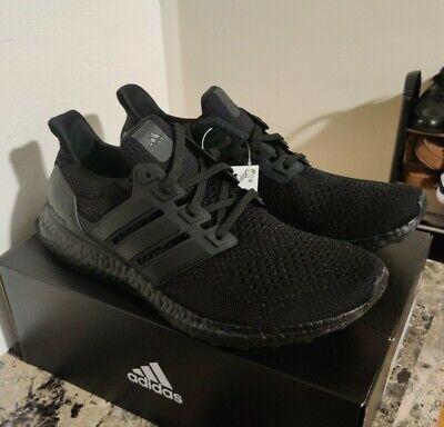 Adidas Ultraboost Ultra Boost LTD 1.0 Triple Black sz 11 NEW! BB4677 running