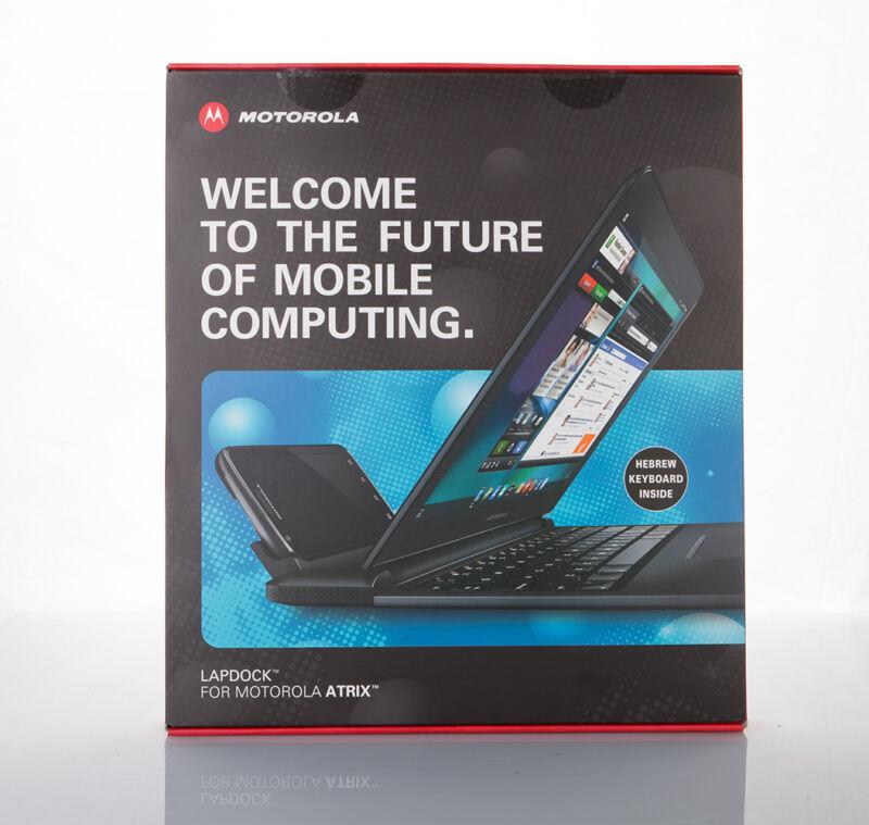 """Lapdock for Motorola ATRIX 4G 11.6"""" Motorola AT&T"""