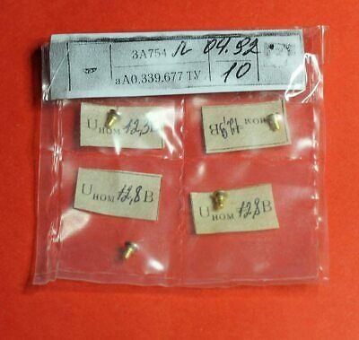 3a754g Gunn Oscillator Diode Gaas 9.0 - 9.2 Ghz Ussr Lot Of 1 Pcs