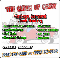 Garbage Removal & Junk Hauling - And More!
