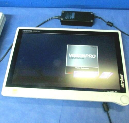 Stryker VISIONPRO LED Display  BIOMED CERTIFIED