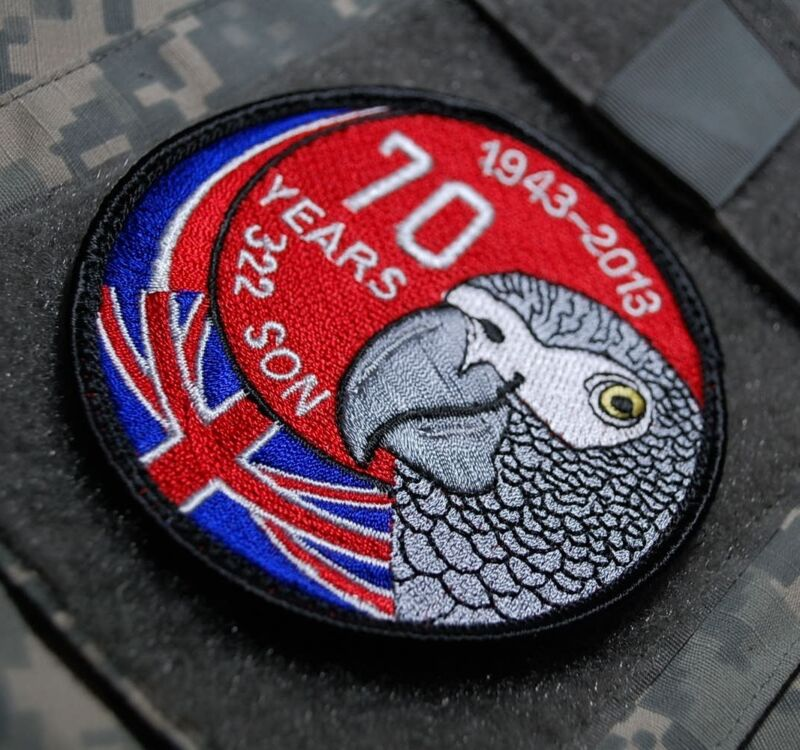 RNLAF 322nd Sqn