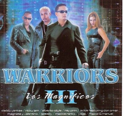 Warriors  Los Magnificos 3  Nicky Jam  Daddy Yankee  Don Omar  Dj Playero  Blass