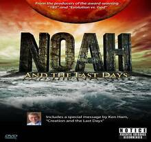 Noah DVD Ray Comfort Noahs Ark Creation and the Last Days Ken Ham Gosnells Gosnells Area Preview