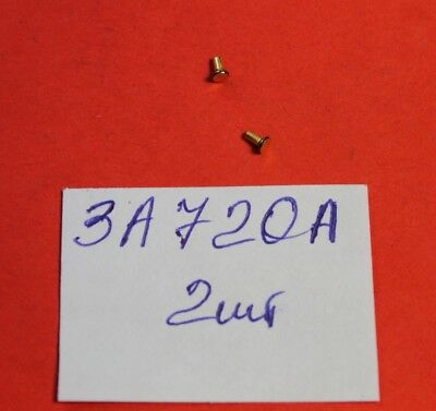 Diode Aa720a 3a720a Gaas Gunn Oscillator 25.86...39.6ghz Ussr Lot Of 1 Pcs