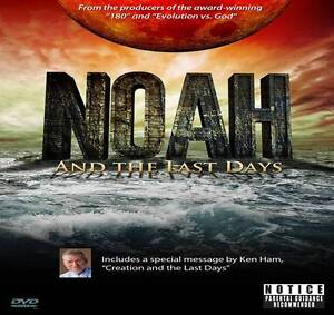 Noah DVD Ray Comfort Noahs Ark Creation and the Last Days Ken Ham Roleystone Armadale Area Preview