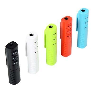 Bluetooth Stereo Music Headphones (Wireless Bluetooth Receiver 3.5mm aux FOR HEADPHONES Stereo Music Car)