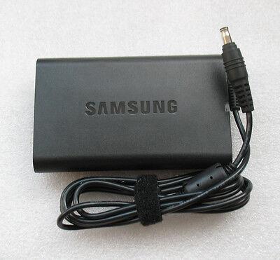 Original Genuine OEM 90W Slim AC Adapter Cord Fr Samsung NP700Z5C-S02UB Notebook
