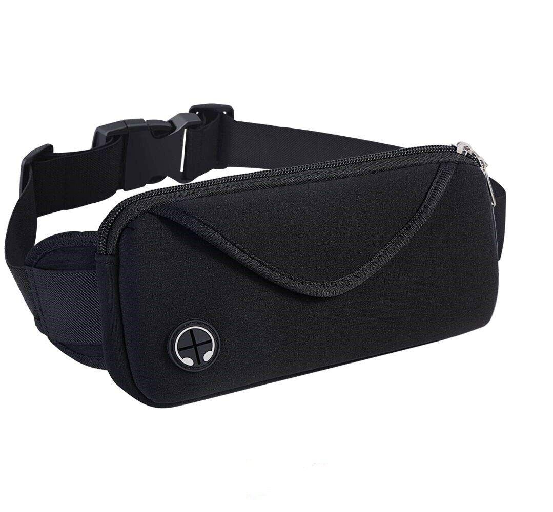 Running Bum Bag Fanny Pack Travel Waist Money Belt Zip Hikin