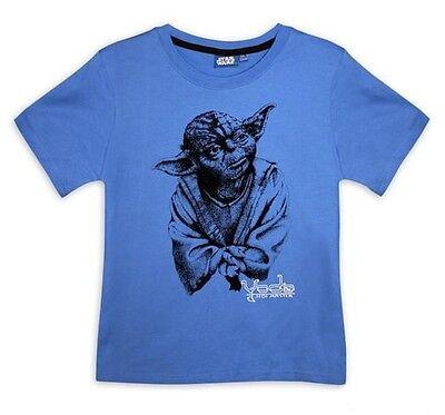 Star Wars Kinder Kleidung (Star Wars - Yoda - Kinder Kid Shirt - Größe Size 152 - Neu)