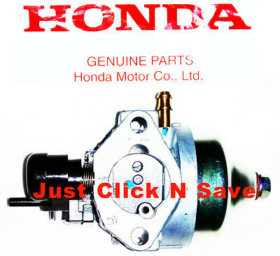 HONDA HRR216 HRR216PKA HRR216VKA HRR216VLA Lawn Mower Engine CARBURETOR ASSEMBLY