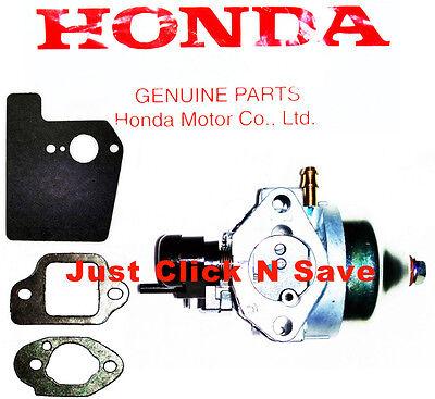 HONDA HRR216 HRR216PKA HRR216VKA Lawn Mower Engines CARBURETOR & GASKETS KIT SET