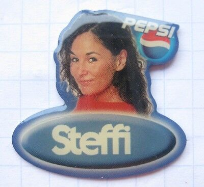 PEPSI / RTL / BIG BROTHER / STEFFI  ............. Getränke  Pin (123i)