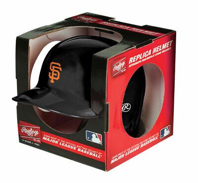 San Francisco Giants MLB Rawlings Replica MLB Baseball Mini Helmet Giants Replica Helmet